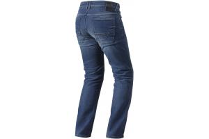 REVIT nohavice jean AUSTIN TF Long medium blue
