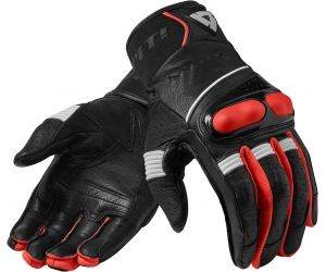 REVIT rukavice HYPERION black/neon red