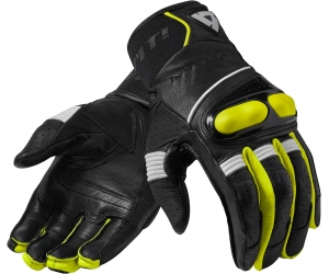 REVIT rukavice HYPERION black/neon yellow