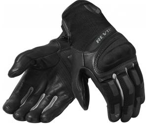 REVIT rukavice STRIKER 3 black/silver