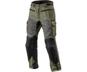 REVIT kalhoty CAYENNE PRO Short green/black
