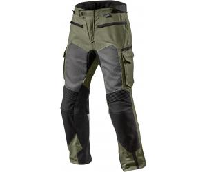 REVIT kalhoty CAYENNE PRO Long green/black