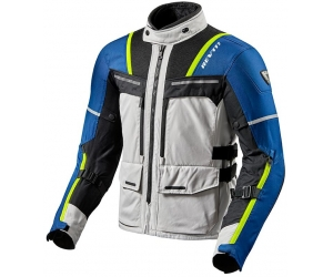 REVIT bunda OFFTRACK silver/blue