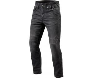 REVIT kalhoty jeans BRENTWOOD SF Short medium grey