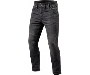 REVIT kalhoty jeans BRENTWOOD SF Long medium grey