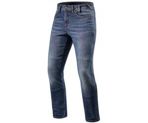 REVIT kalhoty jeans BRENTWOOD SF Short light blue