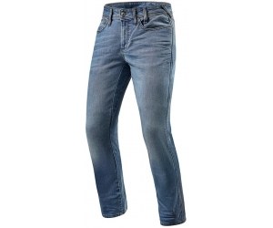 REVIT kalhoty jeans BRENTWOOD SF Long classic blue