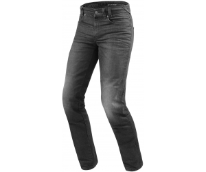 REVIT kalhoty jean VENDOME 2 RF Long dark grey