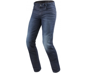 REVIT kalhoty jean VENDOME 2 RF Short dark blue