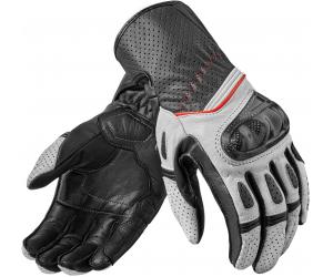 REVIT rukavice CHEVRON 2 white/black