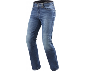 REVIT kalhoty jeans PHILLY 2 LF medium blue