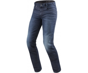 REVIT kalhoty jean VENDOME 2 RF Long dark blue
