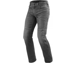 REVIT kalhoty jeans PHILLY 2 LF Long dark grey