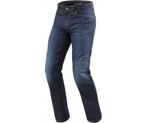REVIT kalhoty jeans PHILLY 2 LF Long dark blue