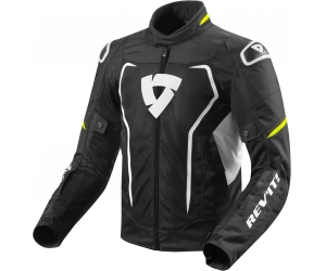 REVIT bunda VERTEX AIR black/neon yellow