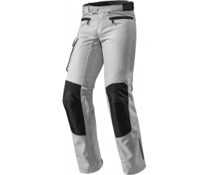 REVIT nohavice ENTERPRISE 2 Short silver