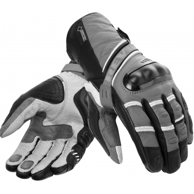 REVIT rukavice DOMINATOR GTX light grey/anthracite