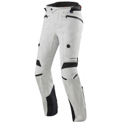 REVIT kalhoty POSEIDON 2 GTX Long silver/black