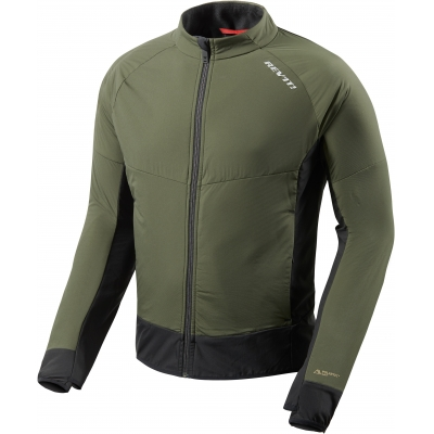 REVIT bunda CLIMATE 2 dark green/black