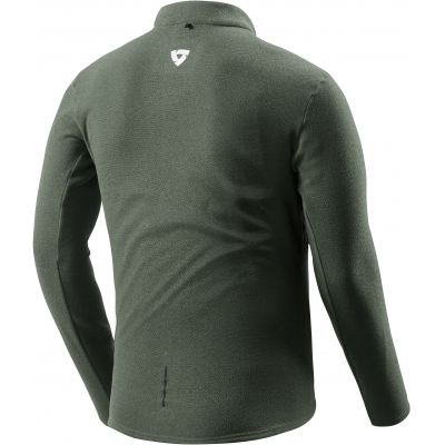 REVIT bunda HALO dark green