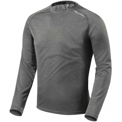 REVIT termo triko SKY LS dark grey