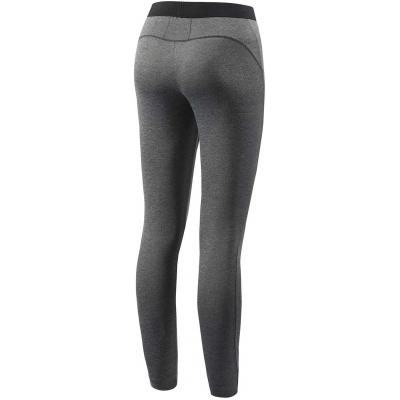 REVIT termo kalhoty SKY LS dámské dark grey