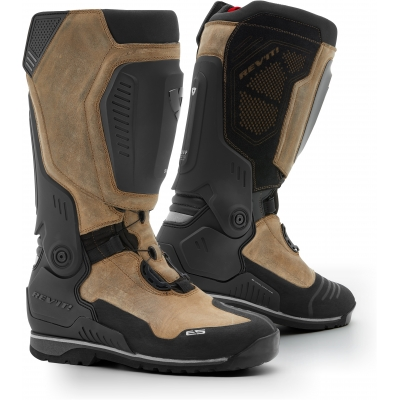 REVIT topánky EXPEDITION OUTDRY black/brown