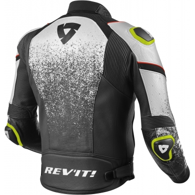 REVIT bunda QUANTUM black /white
