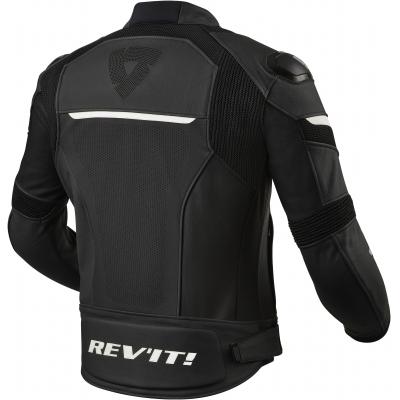 REVIT bunda CONVEX black /white