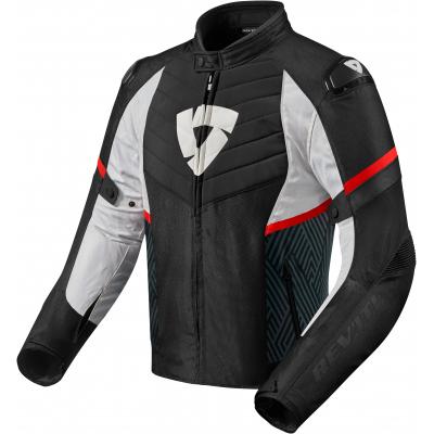 REVIT bunda ARC H2O black/red