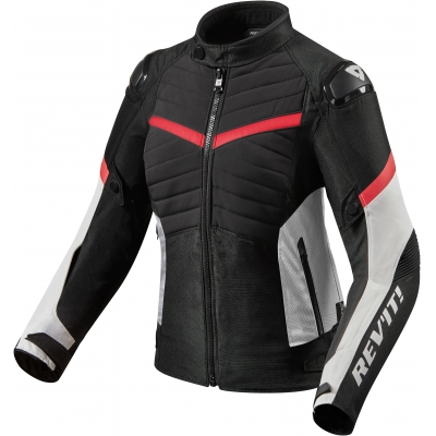 REVIT bunda ARC H2O dámská black/red