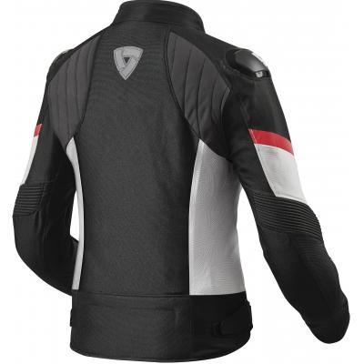 REVIT bunda ARC H2O dámská black/red