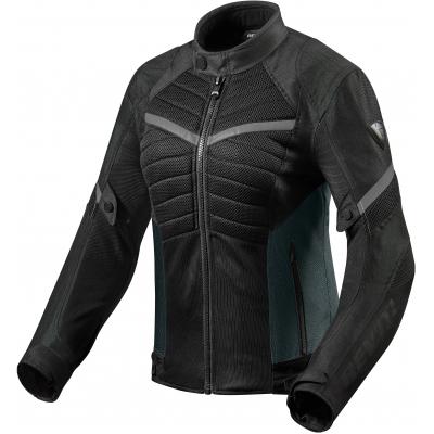 REVIT bunda ARC AIR dámská black/grey