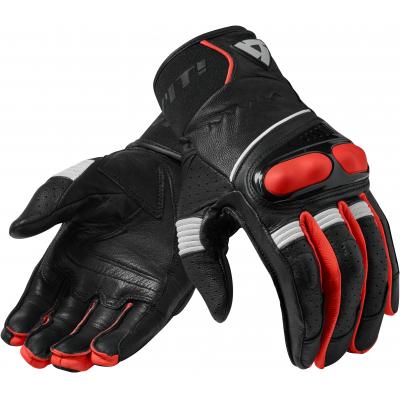 REVIT rukavice HYPERION black/neon red