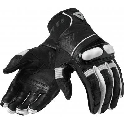 REVIT rukavice HYPERION black/white