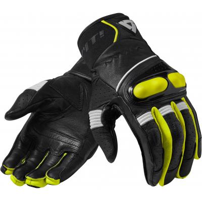 REVIT rukavice HYPERION black/neon yellow