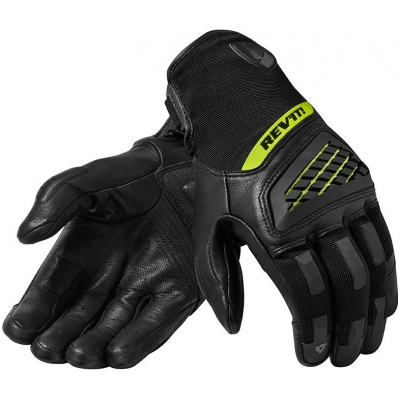 REVIT rukavice NEUTRON 3 black/neon yellow