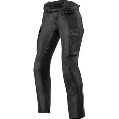 REVIT kalhoty OUTBACK 3 Short dámské black