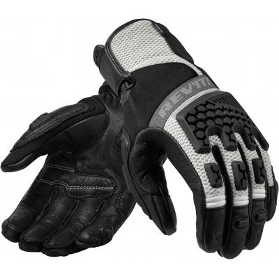 REVIT rukavice SAND 3 dámské black/silver