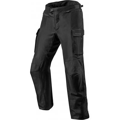 REVIT kalhoty OUTBACK 3 Long black