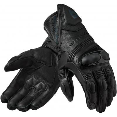 REVIT rukavice METIS black/black