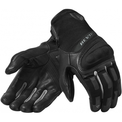 REVIT rukavice STRIKER 3 black/silver