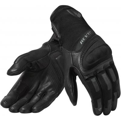 REVIT rukavice STRIKER 3 black/black dámské