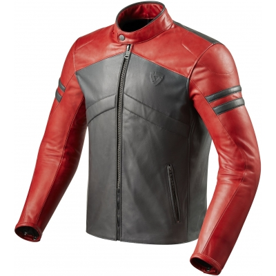REVIT bunda PROMETHEUS red-light/grey