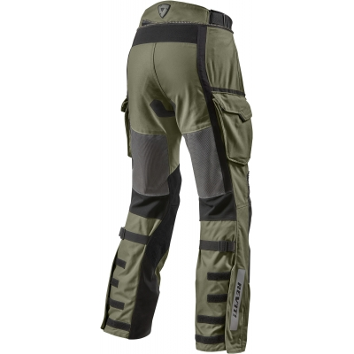REVIT nohavice CAYENNE PRO Short green/black