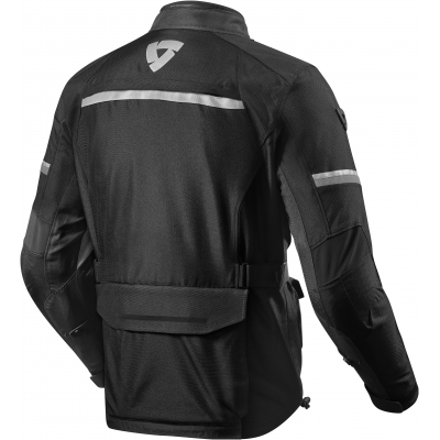 REVIT bunda OUTBACK 3 black/silver
