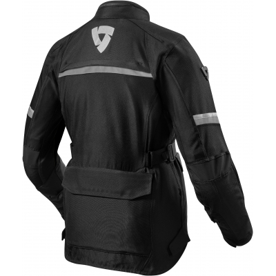 REVIT bunda OUTBACK 3 dámska black/silver