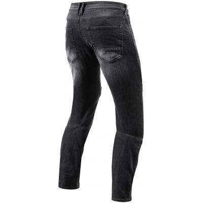 REVIT kalhoty MOTO TF black