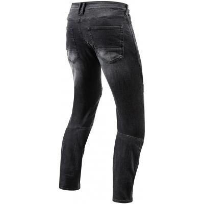 REVIT kalhoty MOTO TF Short black