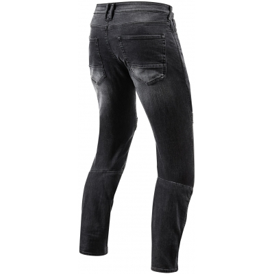 REVIT nohavice MOTO TF Short black